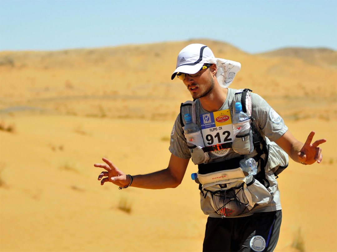 The 4 Deserts Race, Piano di allenamento