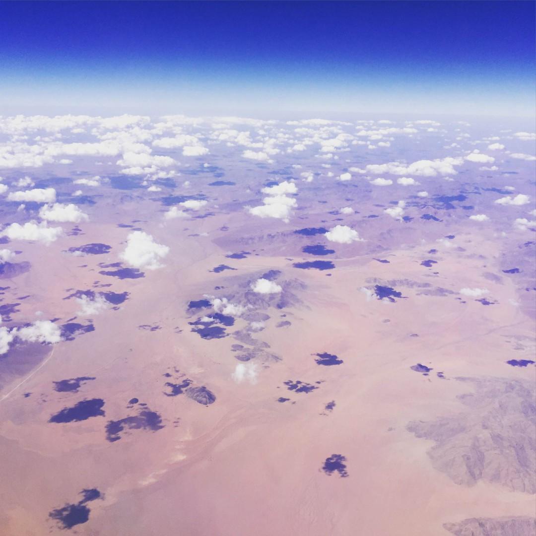 La Namibia, il fascino del deserto
