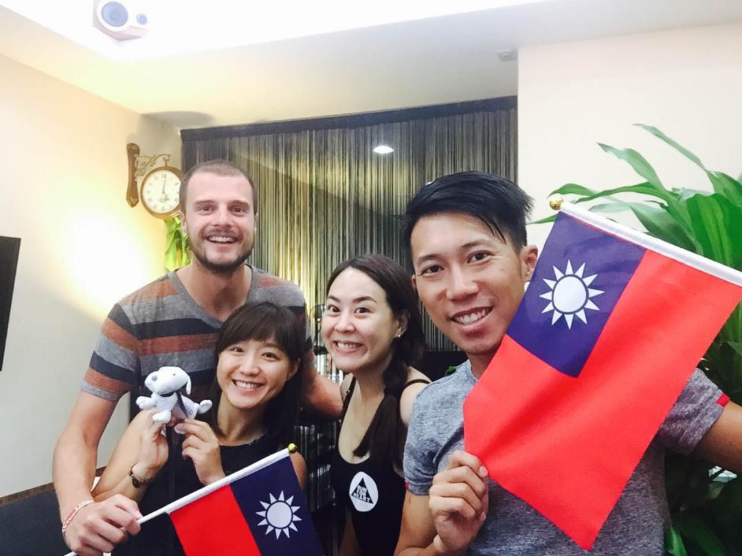 Una bella storia da raccontare, grazie Taiwan! #Pippa